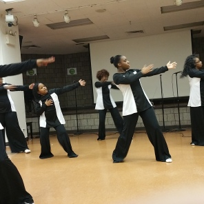 Wings of Glory Dance Missionary, University Church of God, Queens, NY