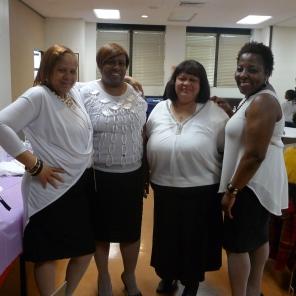 Choral Group members