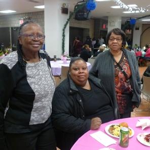 Member Sadie Horton and Family Members