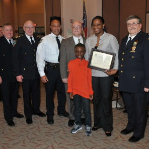 PCT Yolande Barnett, Dispatcher of the Year Honoree