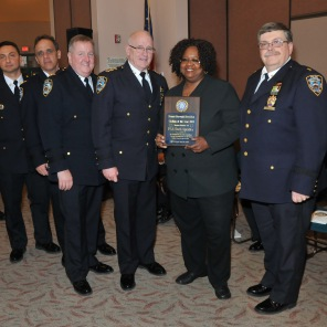 PAA Doris Spratley, a Civilian of the Year Honoree