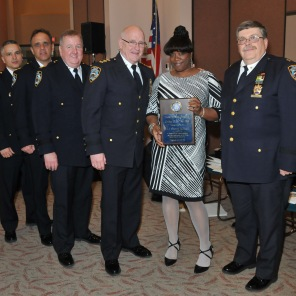 PAA Sherry Kaleem, a Civilian of the Year Honoree