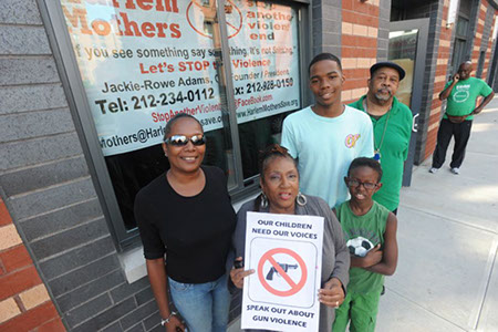 Harlem Mothers SAVE