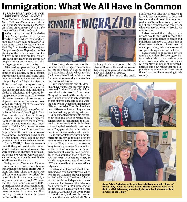 Palladino Immigration