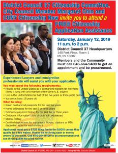 Citizenship Committee Flyer 1 12 19